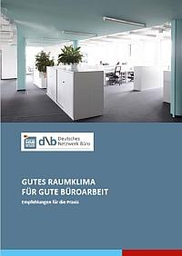 Gutes Raumklima für gute Büroarbeit