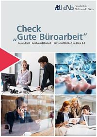 "Check ""Gute Büroarbeit"""